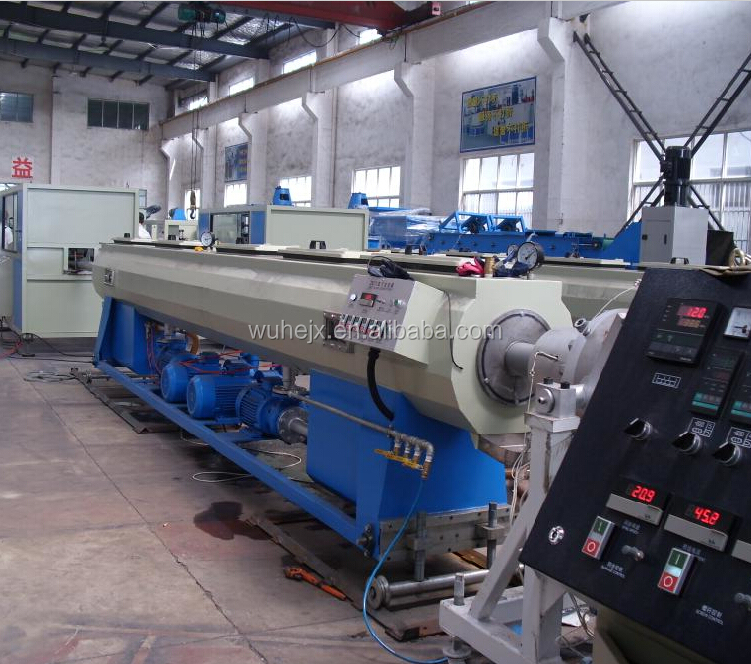 UPVC drain & water pipe extrusion machine