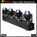 4*10W led White/RGBW Bar Beam Mving Head Light Spider lighting