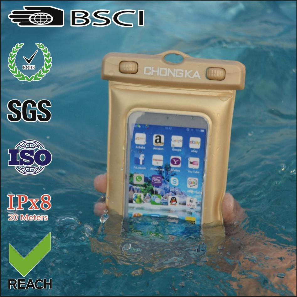 Wholesale Dongguan waterproof plastic case for iphone 4