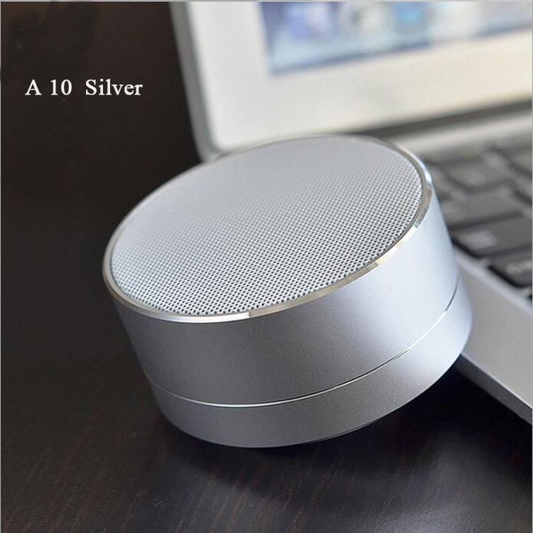 2017 Metal Portable Mini Bluetooth Speaker Wireless Speaker with FM Radio