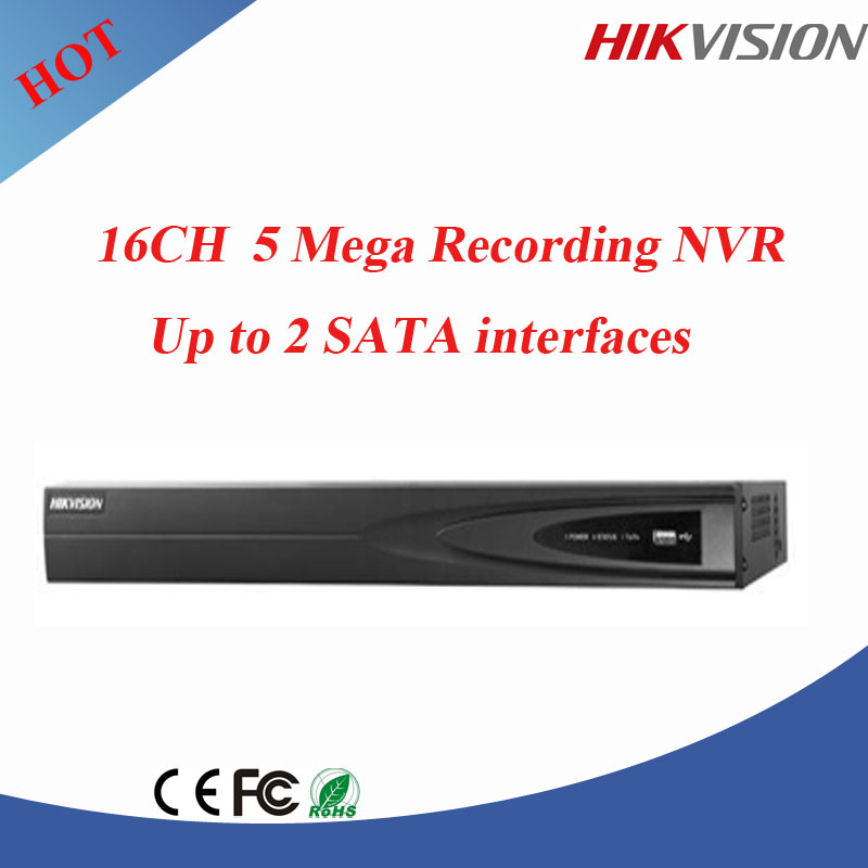 Hikvision nvr 16 channel ONVIF NVR 16 channel hikvision dvr DS-7616NI-E2