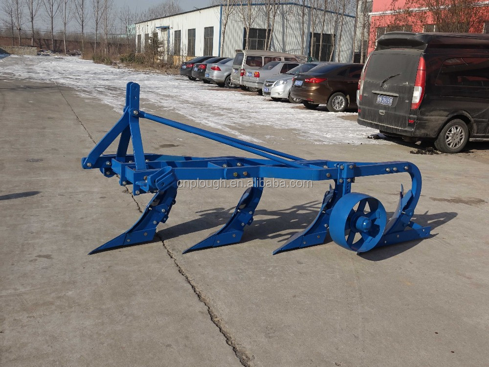 Cheap steel furrow plough for fram tractor for tractor in fram