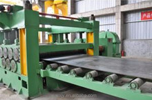 High quality competitive price HR/CR steel cut to length line