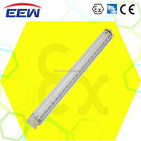 EEW explosion-proof fluorescent light lamp/Explosion Proof Front Access Fluorescent explosion-proof light fitting
