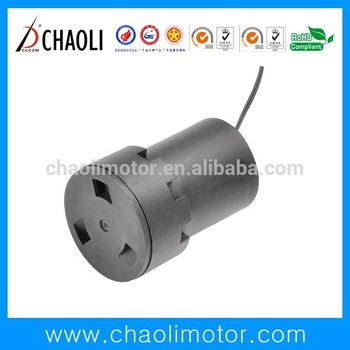 Low starting voltage micro brushless motor CL-FD-R2535SH for Intelligent toy and model
