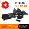 Hot selling mini solar power plant cammping