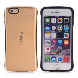 Premium Slim Fit Dual Layer Protective Hard Case for iphone6 Plus,for iPhone6 Plus Hybrid Cover