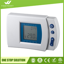 newest design digital LCD weekly programmable room thermostat