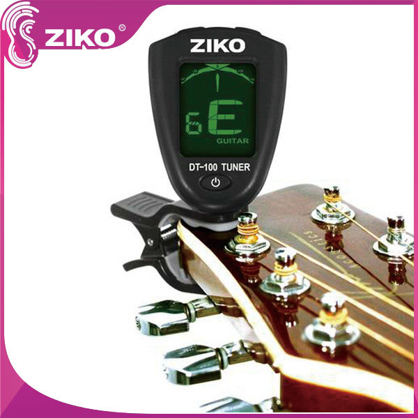 names of musical instruments violin guitar tuner