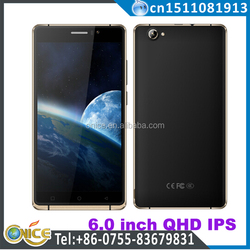 O1 tempered glass phone 6 inch mobile phone Android 5.1 touch awakened mtk6580 1G+8G 2.5D quad core glass dual sim mobile phone