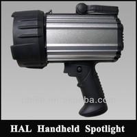 Halogen HID LED Holding explosion proof lighting,police security flashlight