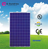 2015 New 240w poly solar panel for solar water heater