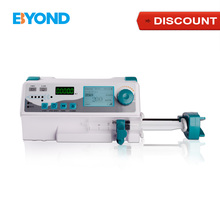 Veterinary syringe pump with KVO function