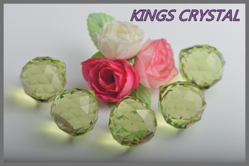 Super Shinning Faceted crystal balls for crystal chandelier