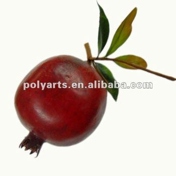 Artificial fruit pomegranate,imitation pomegranate