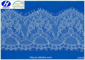 lace trim Eyelash lace guipure lace