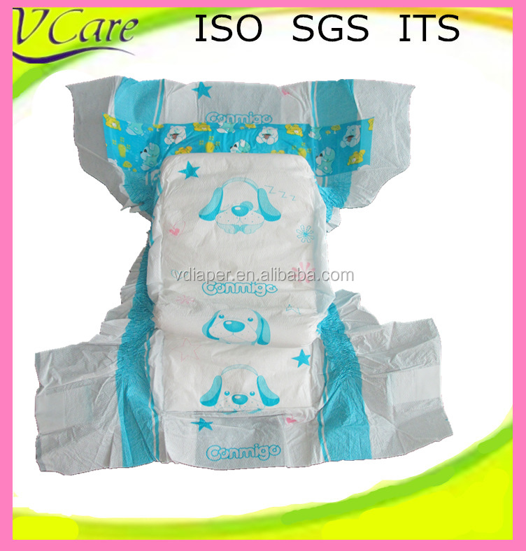 OEM named brand baby diaper baby products baby diaper factory in china