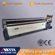 MTR W11-16X2500 high quality 3 roller sheet metal cone rolling machine