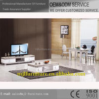 Popular antique luxury modern marble tv stand