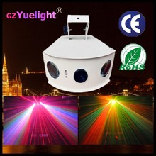Guangzhou Baiyun district factory direct hot sell multi color LED indoor laser light with ce rohs