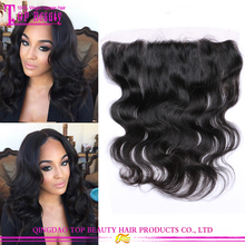 Full ear to ear lace frontal hair pieces brazilian lace frontal closure 13x4 cheap lace frontals with baby hair