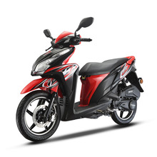 Ariic gas scooter 150cc scooter model Click