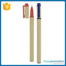 Hot selling novel design wholesale wooden ball pen for sale