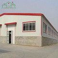Corrugated color steel economic steel structure workshops and plants