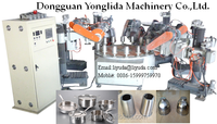 hot sale stainless steel pots polishing machine
