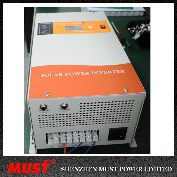 3000W DC to AC PSW Inverter with Battery Charger