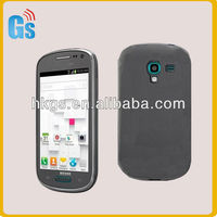 Cheaper TPU pudding soft screen protect case for Samsung Galaxy Exhibit T599