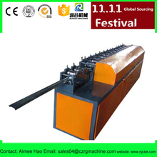 customer designing steel FX rolling shutter door molding rolling shutter part forming machine