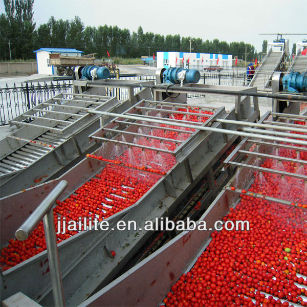 Top products hot selling new 2017 automatic canned tomato paste production line