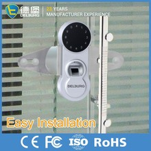Automatic battery operated electronic door locks turkey for business