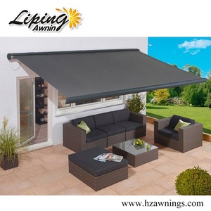 5m X 3.5m China Water and Sun Protection Acrylic Outdoor Patio Awnings