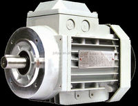 three phase ac electric motor 7.5hp / ABB square IE1/IE2 series motor aluminum housing three-phase asynchronous motor