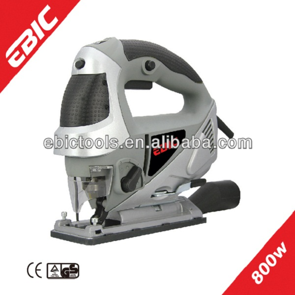 EBIC china new 800W laser jig saw machine wood high quality power tools