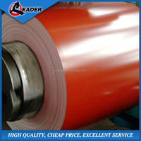 Prepainted galvanized steel coils for Prefabricated buildings