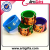 Highquality crafts excellent spike silicone slap wristband