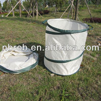 Pop Up Plastic Garden Refuse Container
