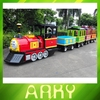 Children's Electric Amusement trackless train