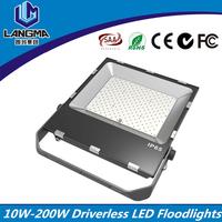 AC220-240V IP65 6000K SMD 200w led flood light for outdoor, sport field led light