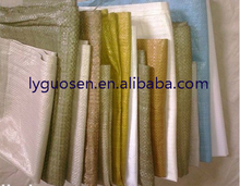 pp woven bag good quality recycled plastic woven bags