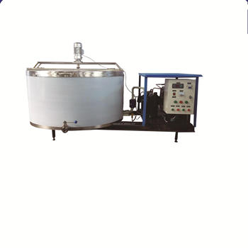 500 Liter Stainless Steel Milk Cooling Tank Price
