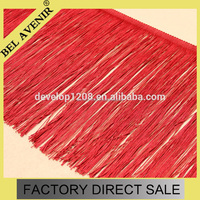 China Fashion Fringe Stretch For Dancewear & Dresses