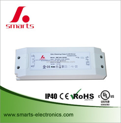 high PFC CE UL listed 350ma 700ma dali dimmable led driver