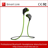 China factory custom design bluetooth V4.1 magnet wireless sport headphones