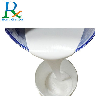 High temperature resistant milky white liquid silicone rubber foam for sale