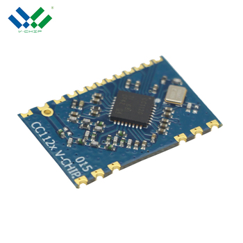 Smart home rf module 433MHz low cost receive module 1000M distance water meter