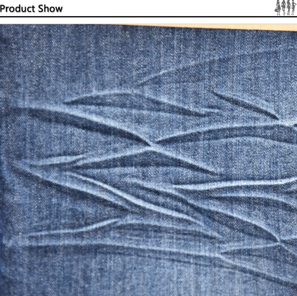arc safe fire retardant mercerized denim fabric jean fabric roll